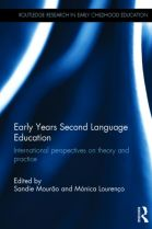 "<h4>Livro: ""Early Years Second Language Education: International perspectives on theory and practice""</h4>"