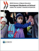 "<h4>Relatório OCDE: ""Immigrant Students at School: Easing the Journey towards Integration""</h4>"