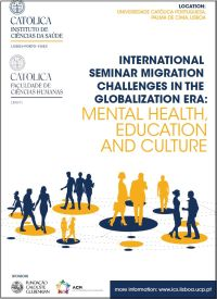 "<h4>Ciclo de Conferências: ""Migration challenges in the Globalization Era: Mental Health, Education and Culture""</h4>"