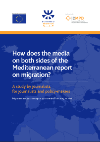 "Relatório: ""How does the media on both sides of the Mediterranean report on migration?"""