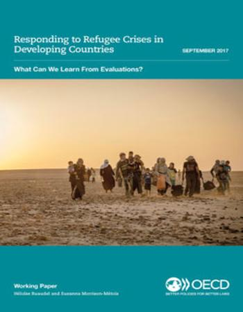 "Relatório: ""Responding to Refugee Crises in Developing Countries: What Can We Learn From Evaluations?"""