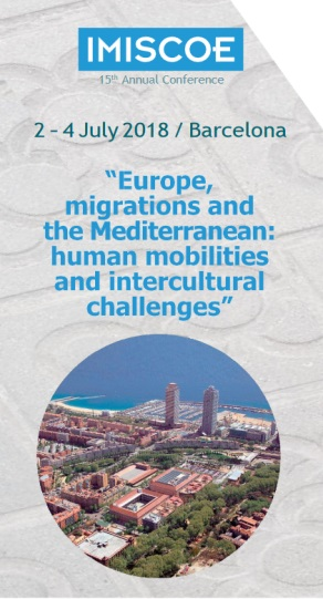 "Chamada para comunicações: Conferência Anual IMISCOE ""Europe, migrations and the Mediterranean: human mobilities and intercultural challenges"""