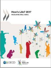 "<h4>Estudo OCDE: ""How's Life? 2017 – Measuring Well-being""</h4>"