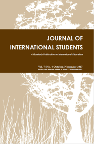 "<h4>""Role of Student Affairs in International Student Transition and Success""</h4>"