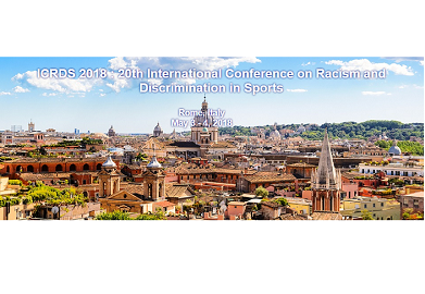 20th International Conference on Racism and Discrimination in Sports