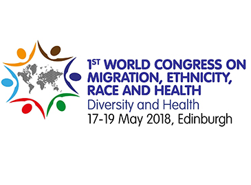 Inscrições abertas: 1st World Congress on Migration, Ethnicity, Race and Health