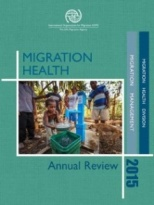 "Relatório OIM: ""Migration Health Annual Review 2015"""