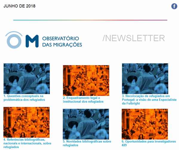 Newsletter OM: Refugiados