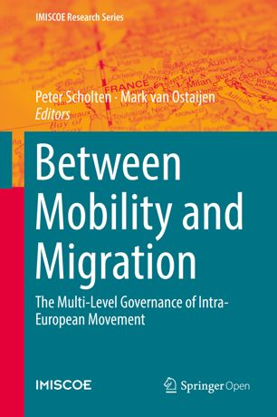 "<h4>Livro: ""Between Mobility and Migration: The Multi-Level Governance of Intra-European Movement""</h4>"