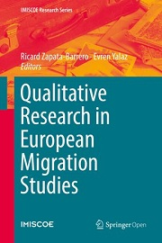 "<h4>""Qualitative Research in European Migration Studies""</h4>"