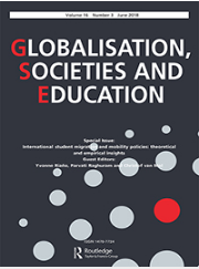 "<h4>""Globalisation, Societies and Education""</h4>"