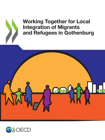 "<h4>Relatório OCDE: ""Working Together for Local Integration of Migrants and Refugees in Gothenburg""</h4>"