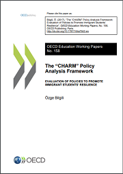 "<h4>Working paper:""The ""CHARM"" Policy Analysis Framework: Evaluation of Policies to Promote Immigrant Students' Resilience""</h4>"