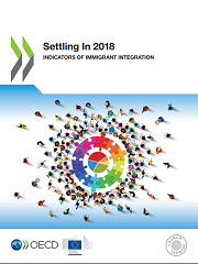 "<h4>Relatório OCDE: ""Settling In 2018: Indicators of Immigrant Integration""</h4>"