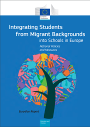 "<h4>Relatório Eurydice: ""Integrating Students from Migrant Backgrounds into Schools in Europe: National Policies and Measures""</h4>"