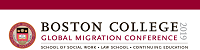 "<h4>Conferência: ""Boston College Global Migration Conference: Inclusion and Exclusion""</h4>"