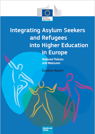 "<h4>Relatório Eurydice: ""Integrating Asylum Seekers and Refugees into Higher Education in Europe: National Policies and Measures""</h4>"