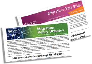 "Policy Brief OCDE: ""Lessons for Migration Management in the EU and elsewhere"""