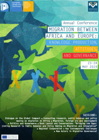 "Conferência: ""The Migration Policy Centre Annual Conference"""