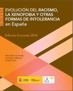 <h4>Relatório OBERAXE: The Evolution of Racism, Xenophobia and Other Forms of Intolerance in Spain</h4>