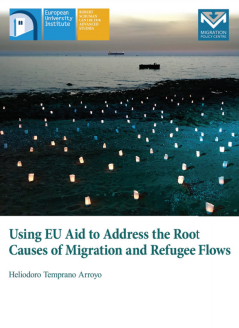 <h4>Using EU aid to address the root causes of migration and refugee flows</h4>