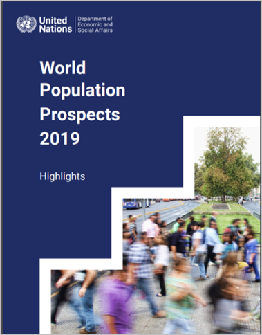 <h4>World Population Prospects 2019: Highligts</h4>