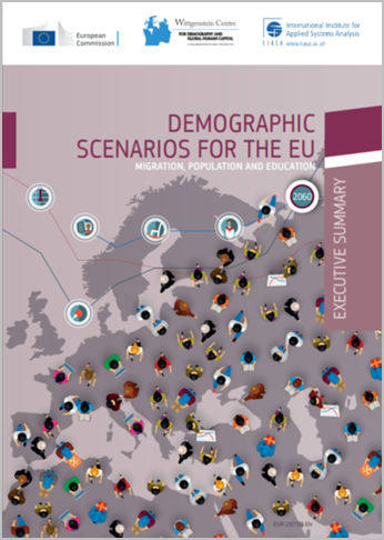<h4>Demographic scenarios for the EU migration, population and education Publications Office of the European Union 2019</h4>