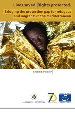 <h4>Lives saved. Rights protected. Bridging the protection gap for refugees and migrants in the Mediterranean</h4>