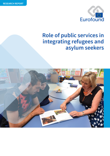 <h4>Role of public services in integrating refugees and asylum seekers</h4>