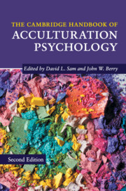 <h4>The Cambridge Handbook of Acculturation Psychology</h4>
