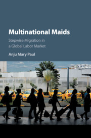 Multinational Maids: Stepwise Migration in a Global Labor Market