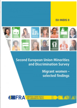 <h4>Second European Union Minorities and Discrimination Survey – Migrant women – selected findings</h4>
